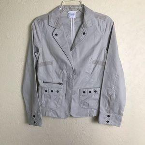 Columbia Khaki Tan Utility Jacket Size XS